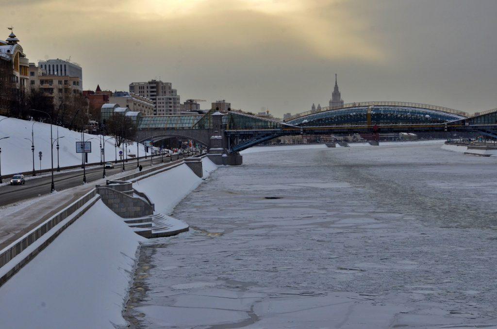 Москвичам рассказали о погоде в столице