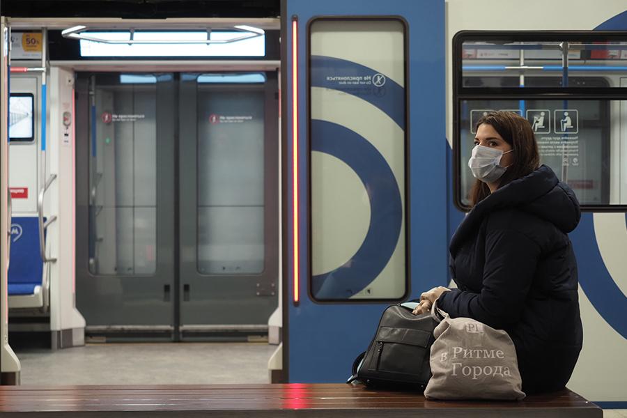 2021 году в Москве появится 11 новых станций метро. Фото: Антон Гердо, «Вечерняя Москва»