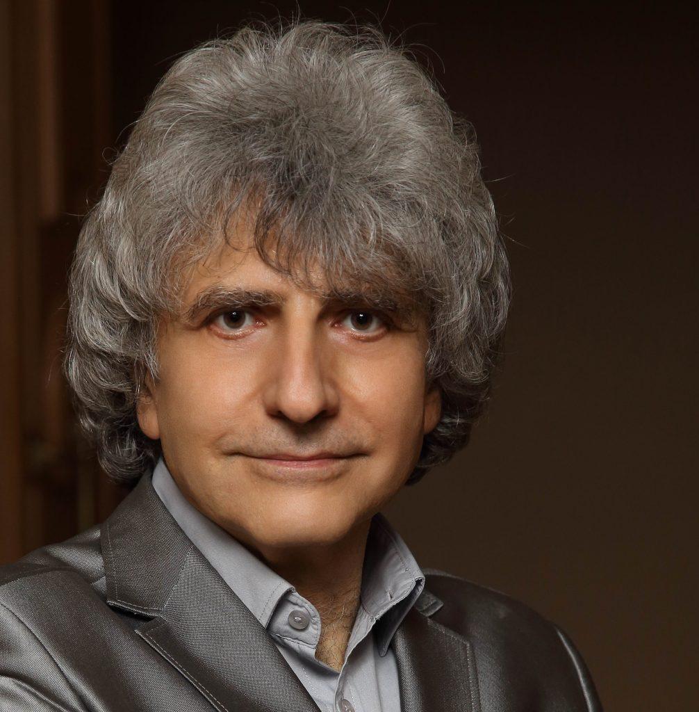 Симон Осиашвили: Музыка стимулирует мое воображение