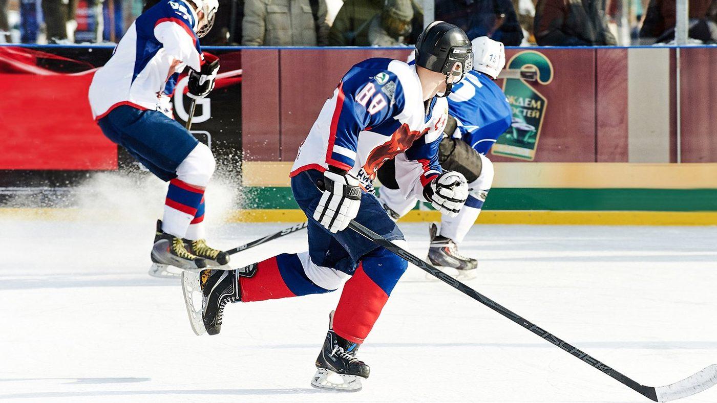 Новых хоккеистов наберут в сборную Плехановского университета. Фото: сайт мэра Москвы
