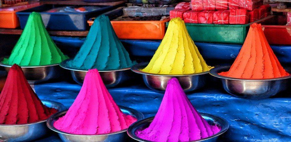 Индийский рецепт красочной жизни: в Музее Востока расскажут о национальном празднике Холи. Фото: pixabay.com
