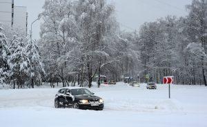 Настоящая зима. Фото: Александр Кожохин