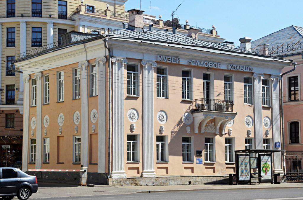 Историю Садовой-Спасской улицы расскажут сотрудники музея «Садовое кольцо»
