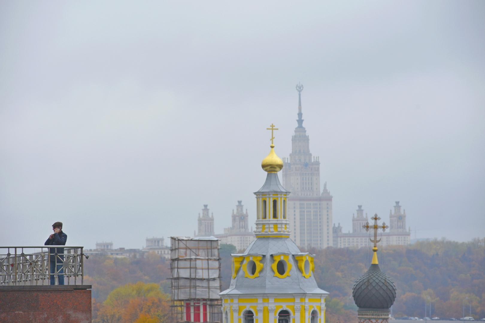 Портал «Узнай Москву» организовал праздничный онлайн-квест. Фото: Александр Кожохин, «Вечерняя Москва»