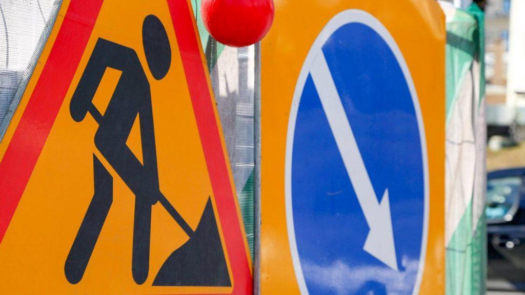 Дороги по нескольким адресам отремонтировали в Красносельском районе за прошлую неделю