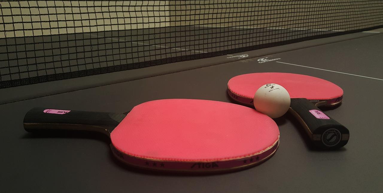 Онлайн-тренировку по настольному теннису проведут в филиале «Хамовники». Фото: pixabay.com