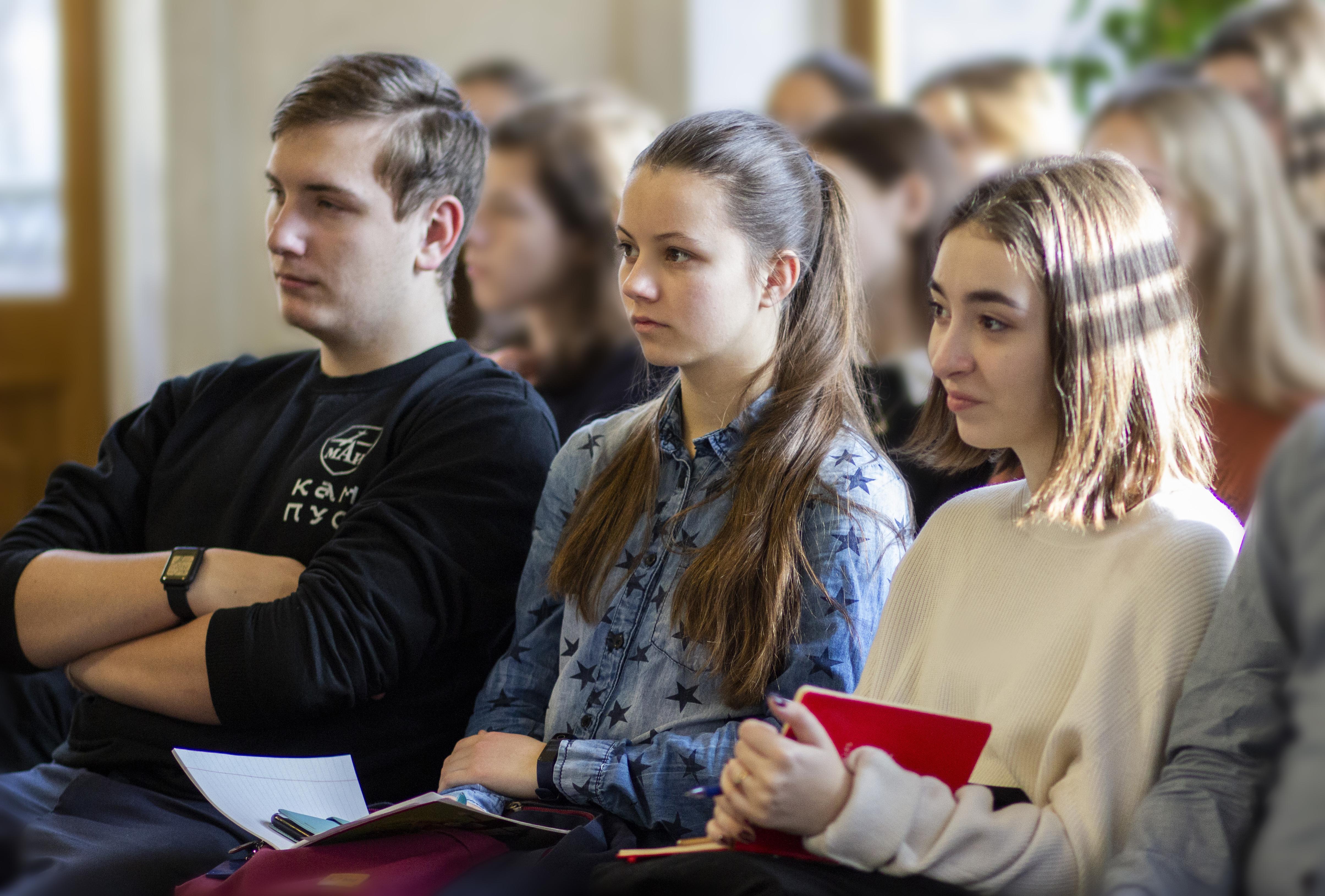 Праздник студенческой свободы: в Пушкинской библиотеке прочтут тематическую лекцию. Фото предоставили в Пушкинской библиотеке
