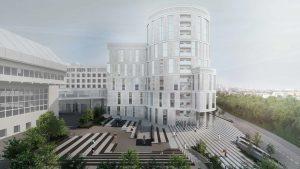 Площадь новостройки составит 20 тысяч квадратных метров. Фото: stroi.mos.ru