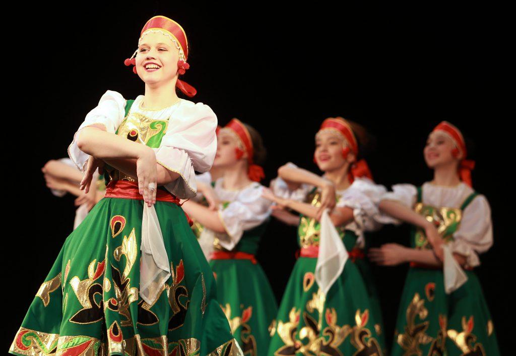 Марафон танца и музыки