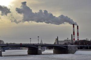 С 1990 года выброс парниковых газов упал на 25 процентов. Фото: Анна Быкова