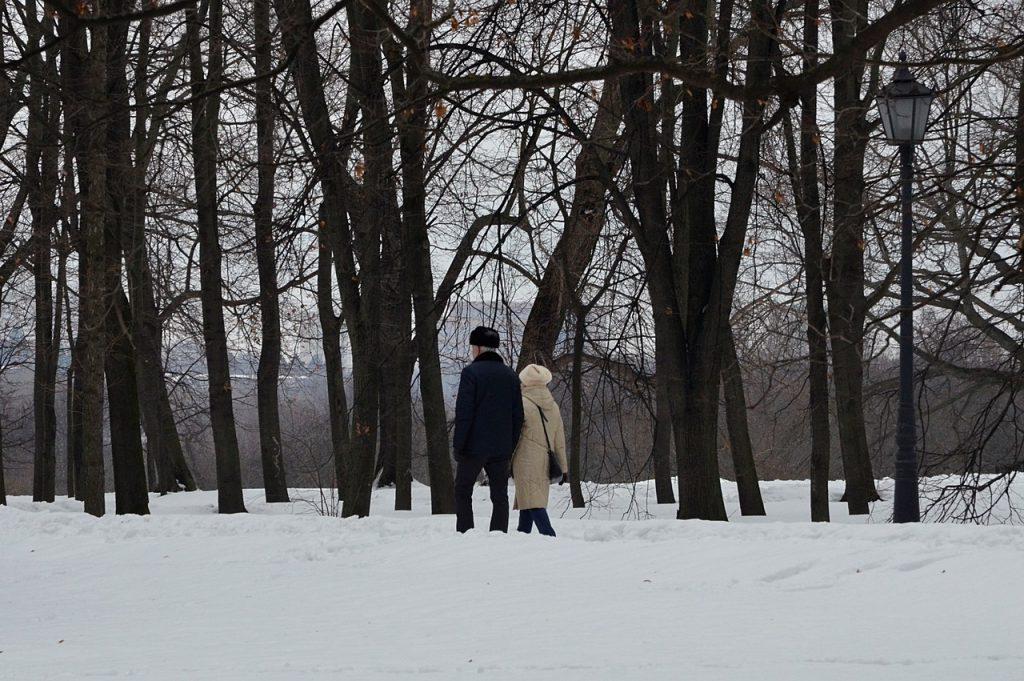 Будет морозно. Фото: Анна Быкова