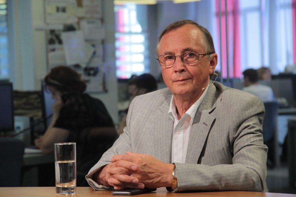 Николай Бурляев поддержал установку памятника Александру Невскому на Лубянке