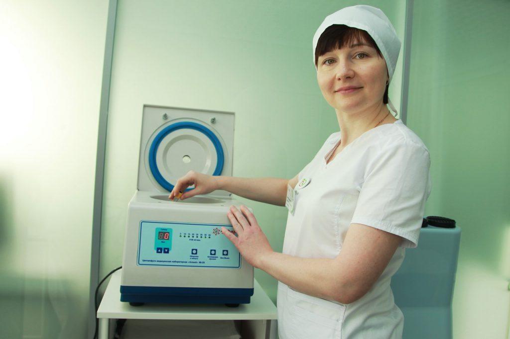 Проверку здоровья в офисах «Мои документы» прошли 70 тысяч москвичей