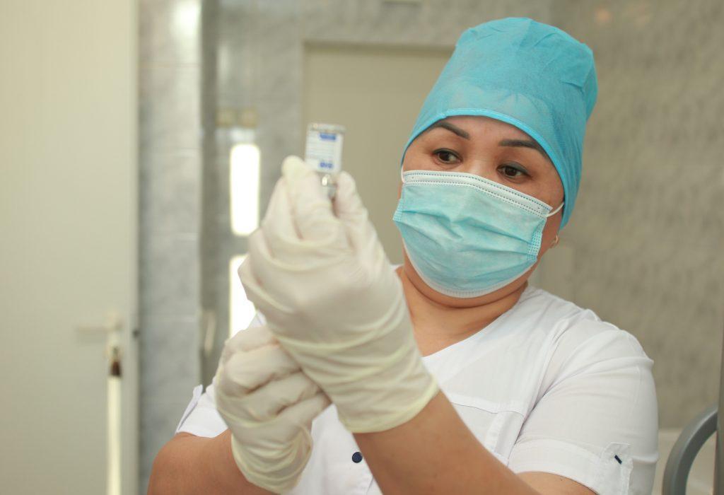 Прививка от опасного вируса пользуется спросом