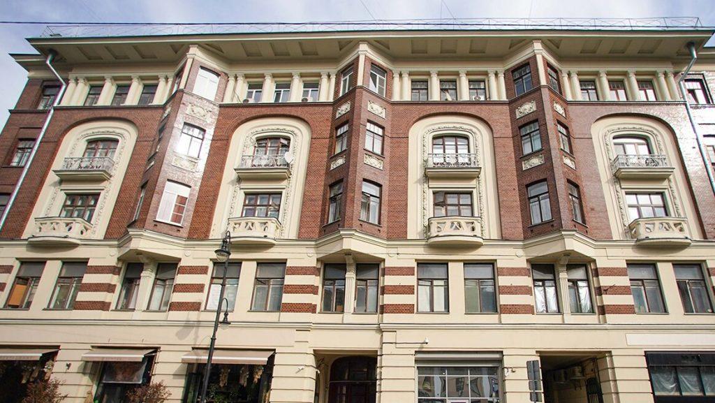 Дом московского товарищества в Тверском районе отремонтируют