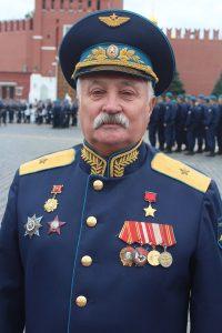 2 августа 2019 года. Генерал-майор на праздновании дня ВДВ. Фото: WIKIMEDIA.ORG