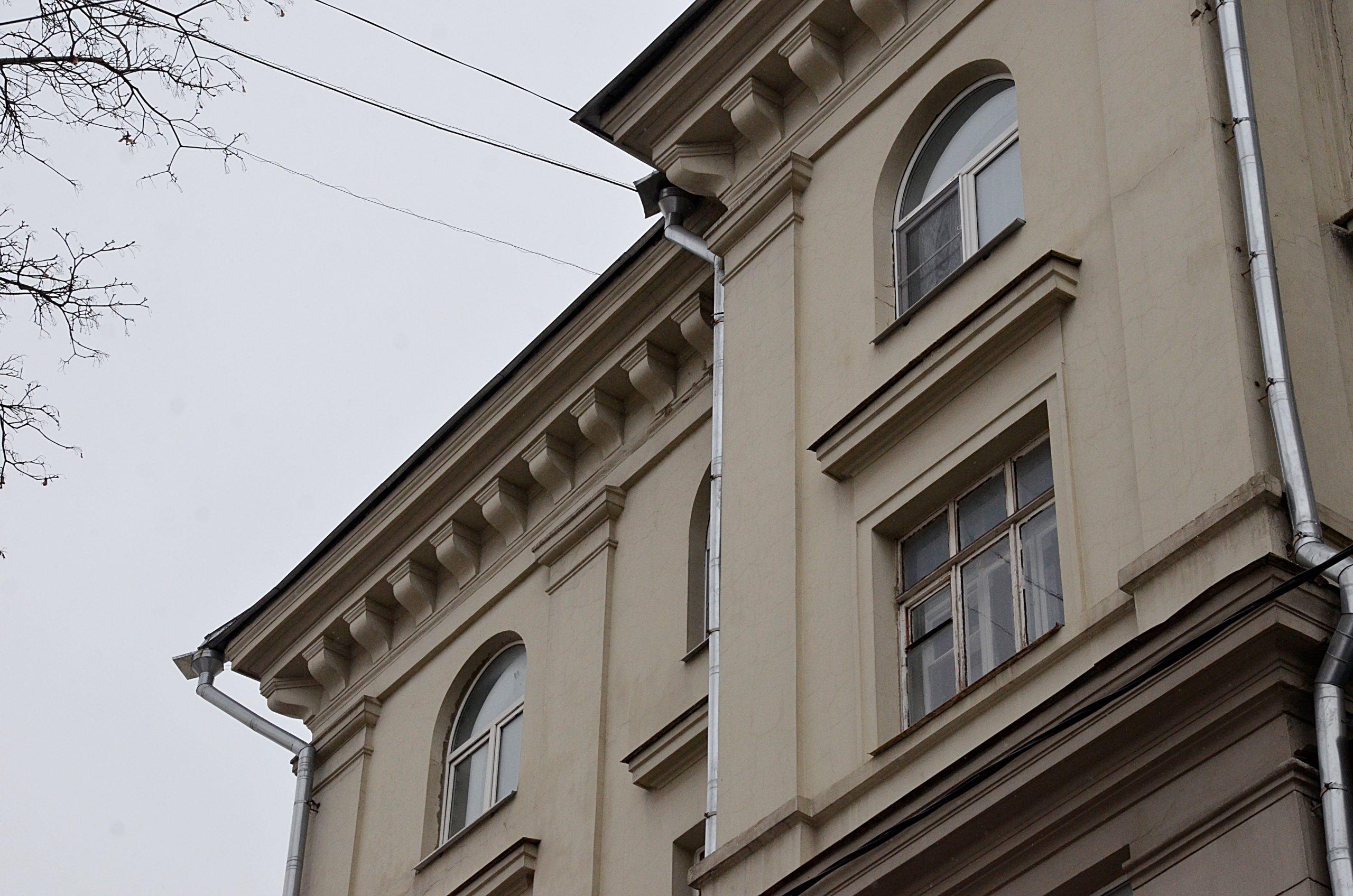 Ремонтные работы проведут в здании музея имени Владимира Маяковского. Фото: Анна Быкова