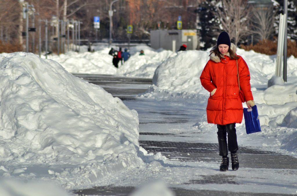 Облачная погода ожидается в столичном регионе в воскресенье