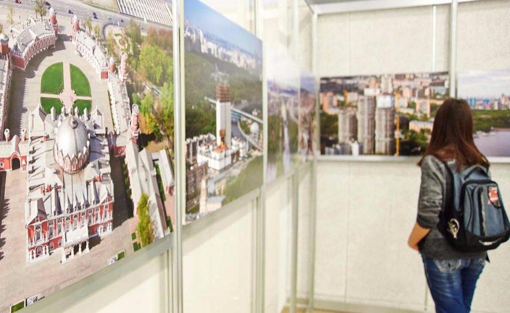 Архитектурные планы покажут на выставке. Фото: сайт мэра Москвы