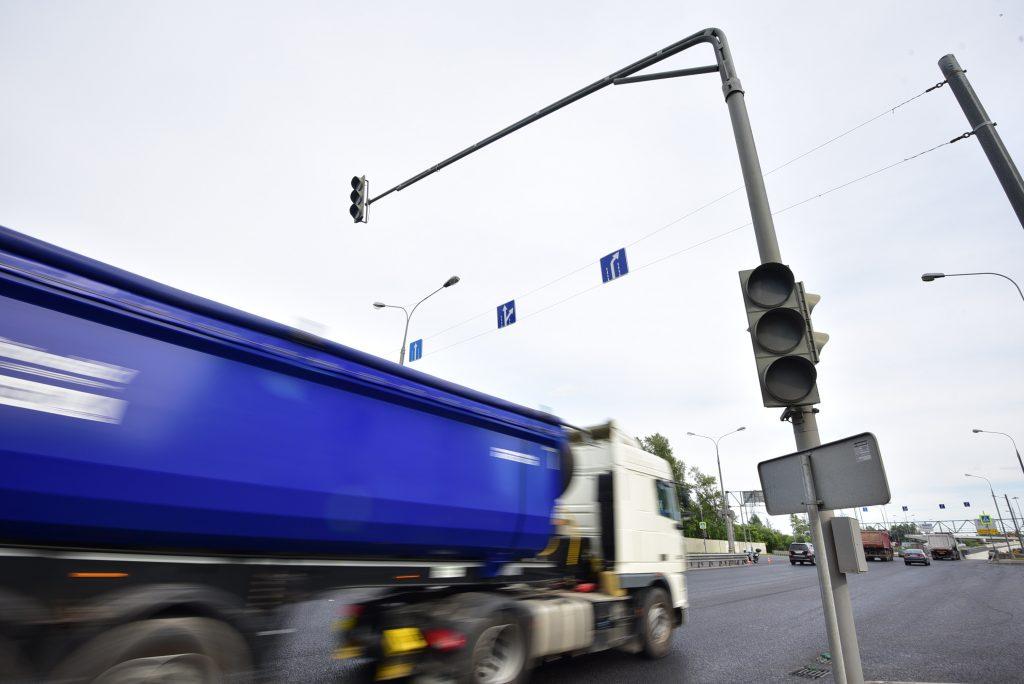 Москва обновит правила получения пропуска для грузовиков