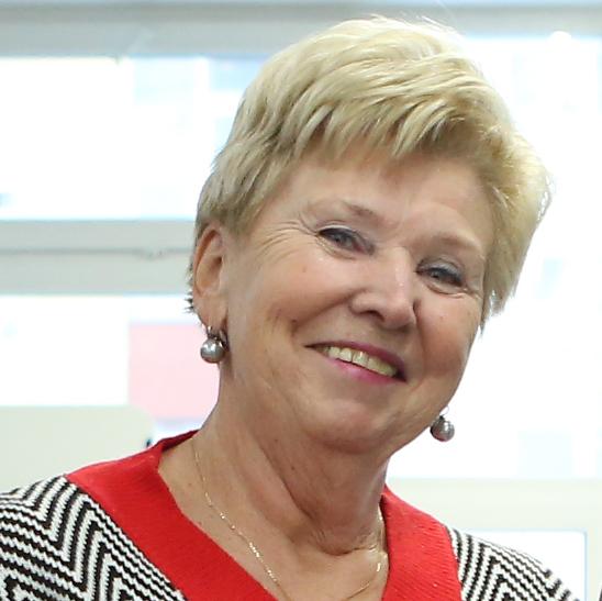 Депутат Московской городской Думы, директор столичной школы №2098 Надежда Перфилова