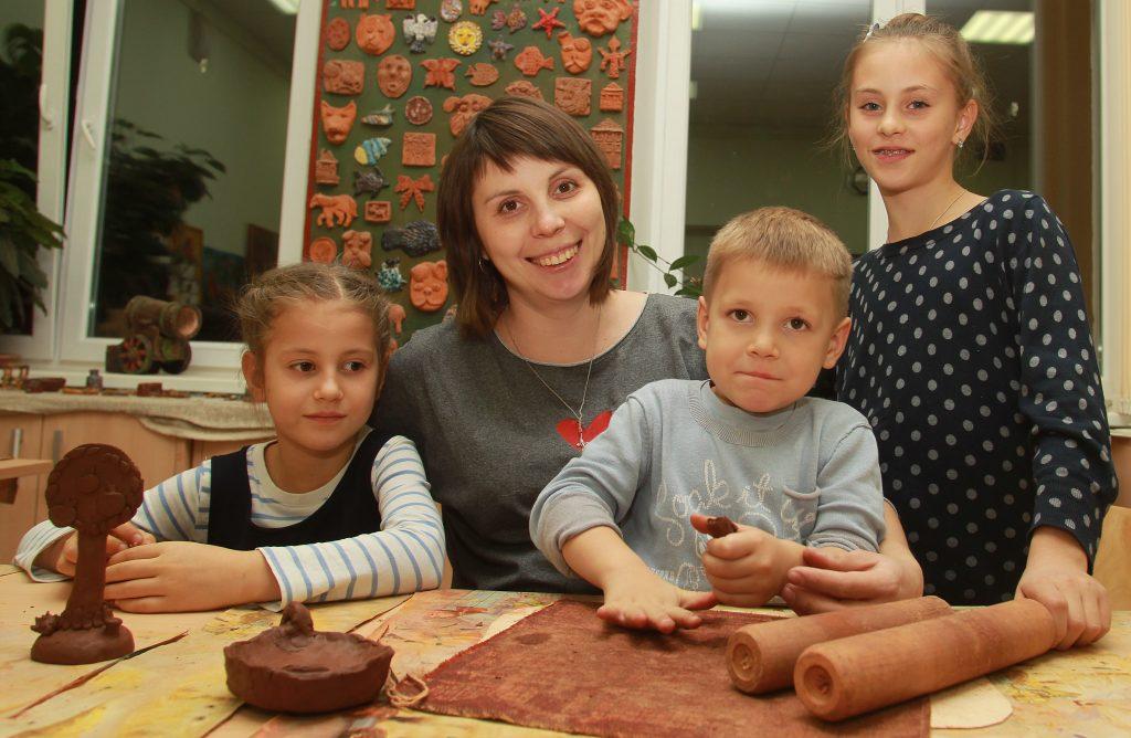 Почти 6,5 тысячи семей Москвы записались многодетными за три месяца