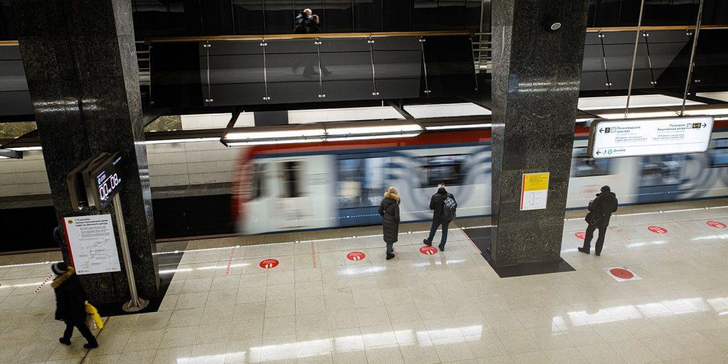 Дополнительный выход из метро. Фото: сайт мэра Москвы