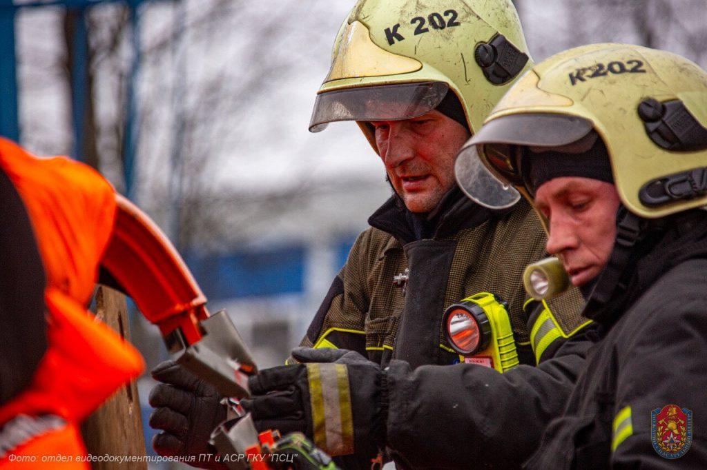 Шестнадцать лет назад были созданы первые подразделения Пожарно-спасательного центра