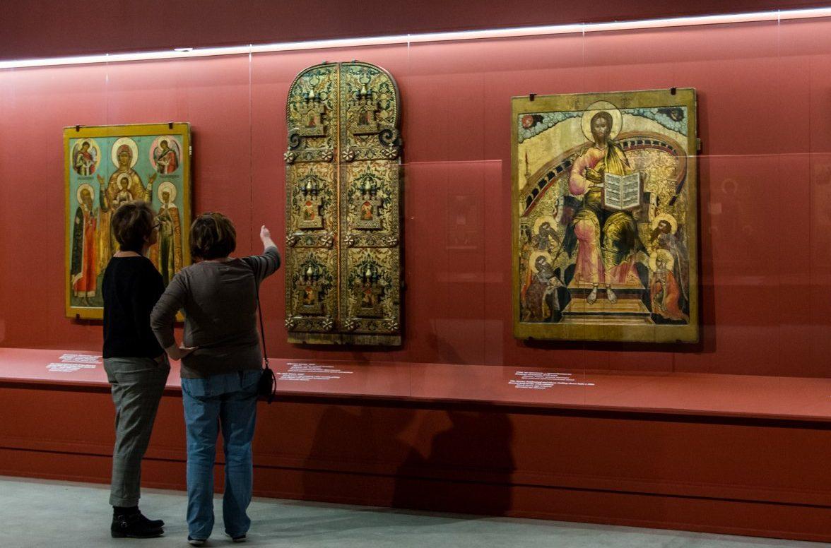 Живопись Новгорода ХIV-ХV веков обсудят в Третьяковке. Фото: сайт мэра Москвы
