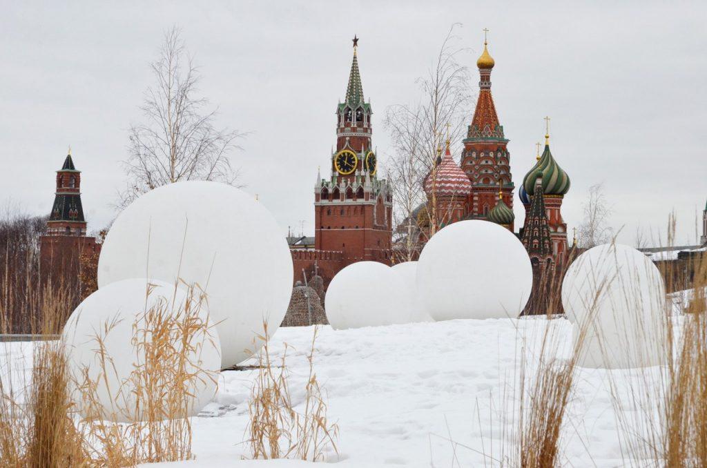 Москвичей ждут заморозки до минус четырех в среду