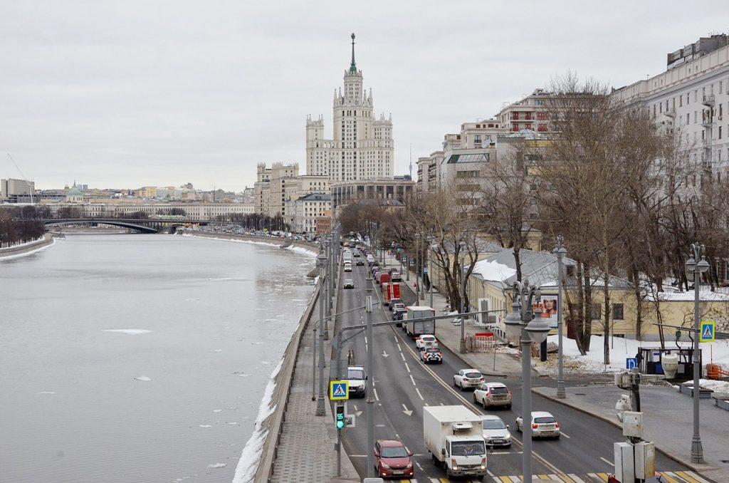 Минусовая температура ожидает жителей Москвы и области в субботу