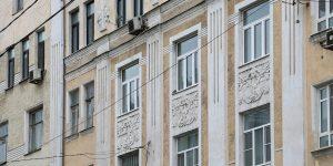 Здание находится на Старой Басманной. Фото: mos.ru