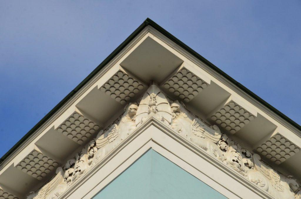 Три «исторических» крыши отремонтируют в Басманном районе Москвы