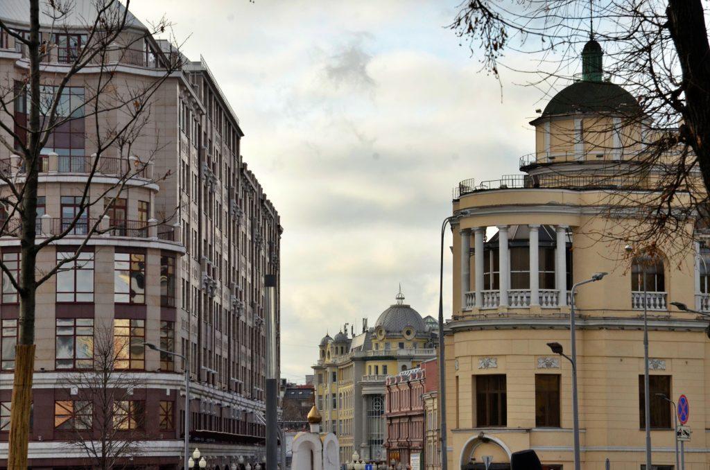 Собственник добровольно демонтировал незаконную надстройку в районе Арбат. Фото: Анна Быкова