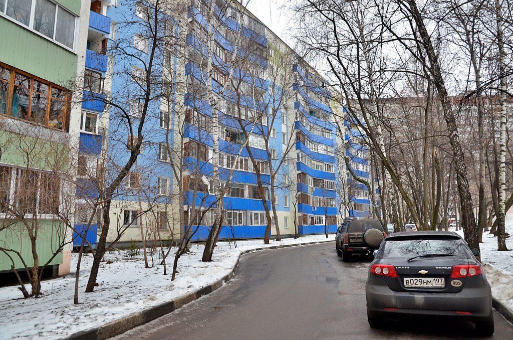 Детские площадки и парковки благоустроят в районе Якиманка