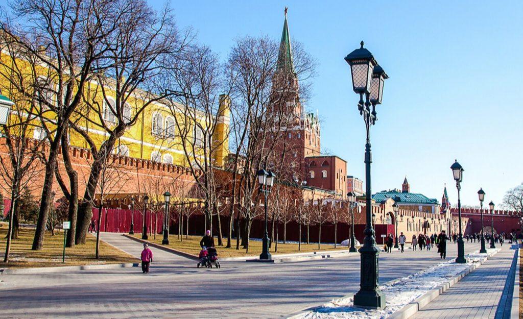 Активные граждане выберут лучшие туристические маршруты конкурса «Покажи Москву!»