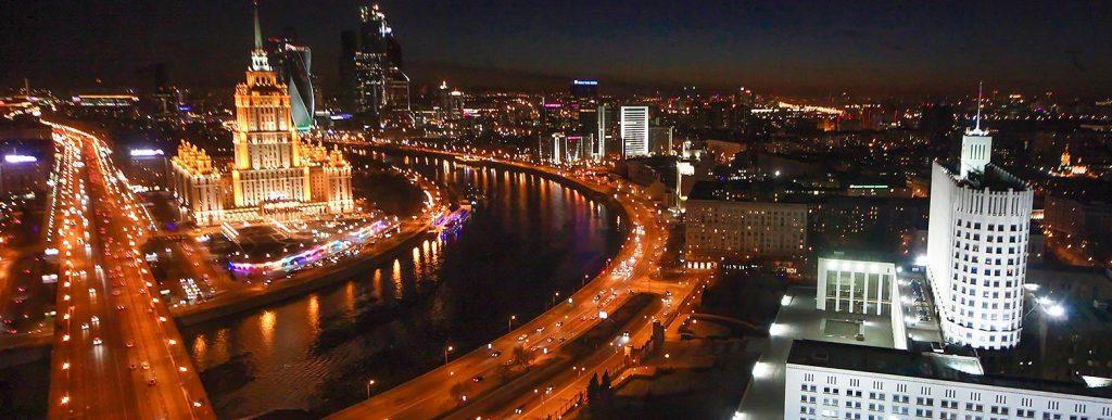 Взгляд сверху: онлайн-экскурсию по высотным зданиям Москвы проведут в парке «Красная Пресня»