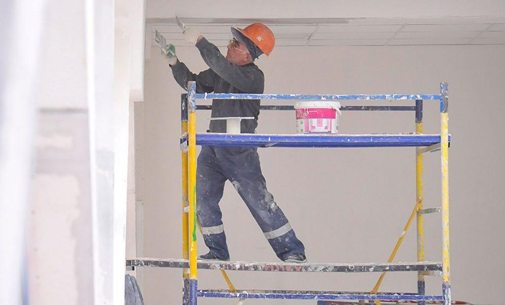 Дом на Малой Бронной капитально отремонтируют. Фото: сайт мэра Москвы