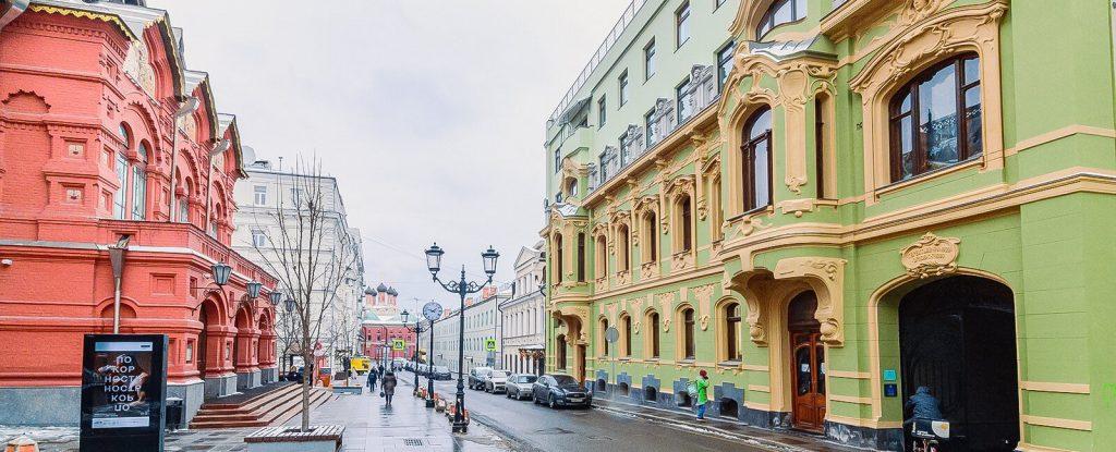 Дорогой истории: особняки и их интерьеры Москвы покажут на выставке в библиотеке имени Тургенева. Фото: сайт мэра Москвы