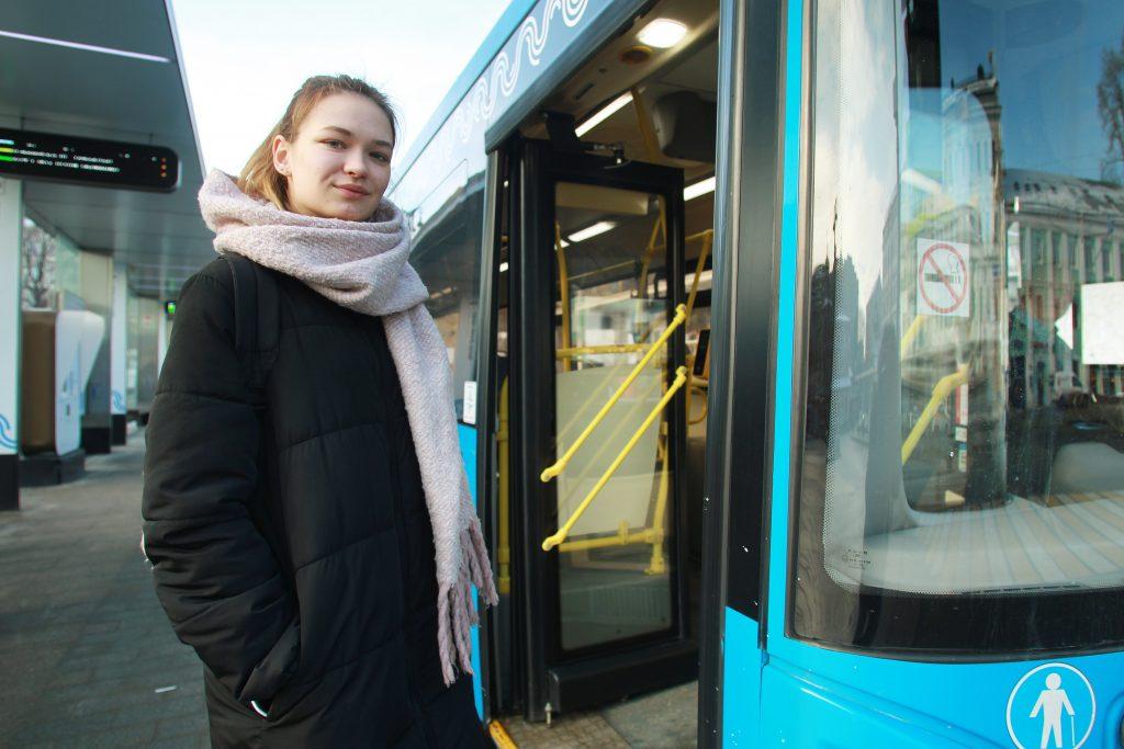 Бесплатный Wi-Fi запустили на 32 автобусных и трамвайных маршрутах в Москве