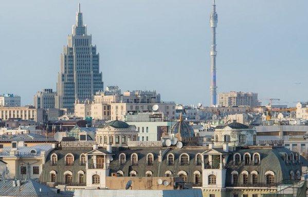 Качество воздуха в Москве оценили мировые эксперты. Фото: сайт мэра Москвы