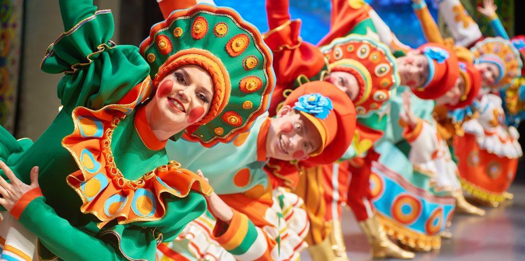 Русский кокошник своими руками: в Центре «Новослободский» организуют творческий мастер-класс