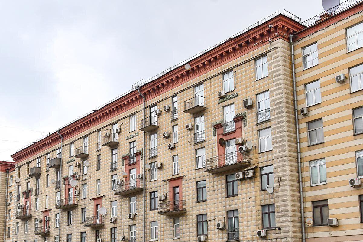 Крыши исторических зданий в районе Якиманка отремонтируют. Фото: сайт мэра Москвы