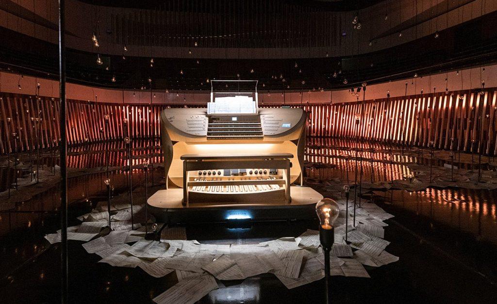 Дом-музей Марины Цветаевой открыл цикл органных концертов «Три встречи с Бахом»