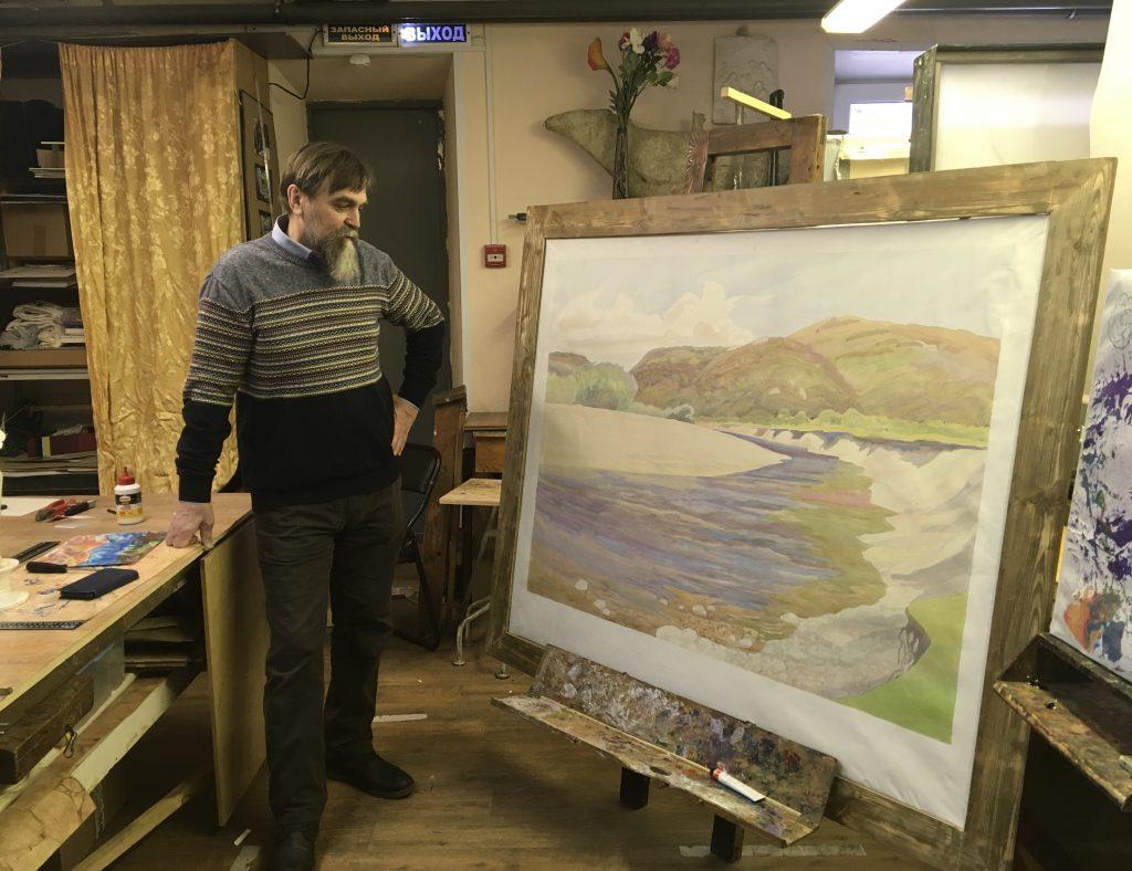 Выставку «Живопись — Мой Алтай» откроют в Доме культуры «Стимул»