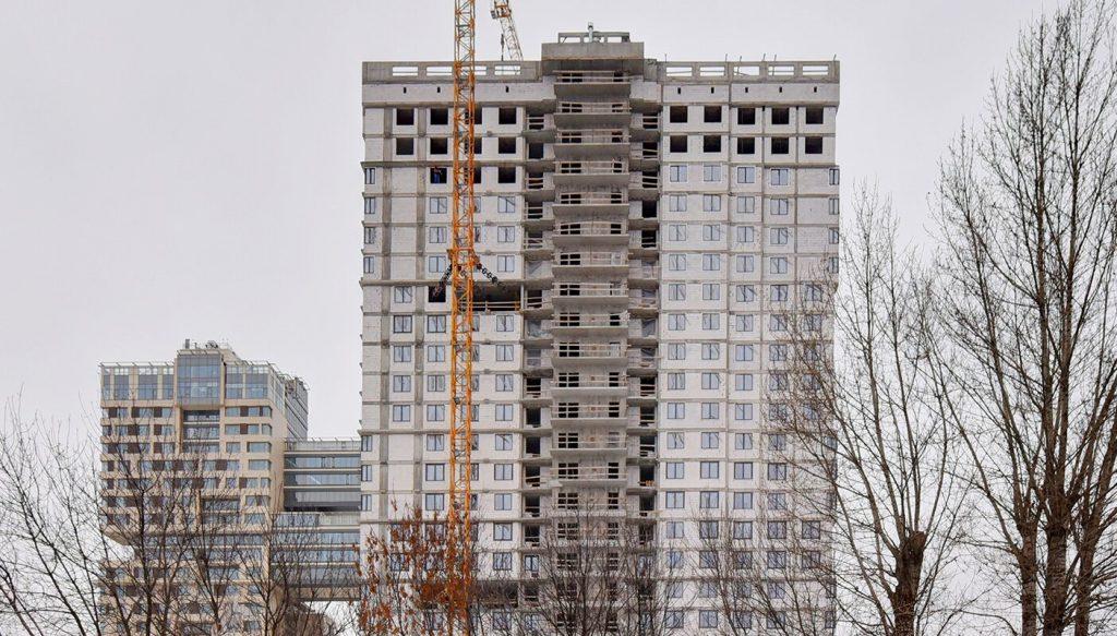 Дома по программе реновации в Москве построят с применением энергосберегающих технологий