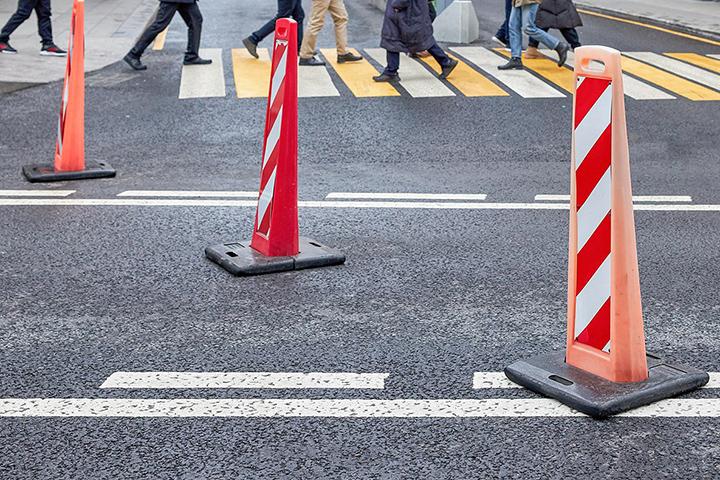Ремонт дорожного покрытия осуществили в Тверском районе