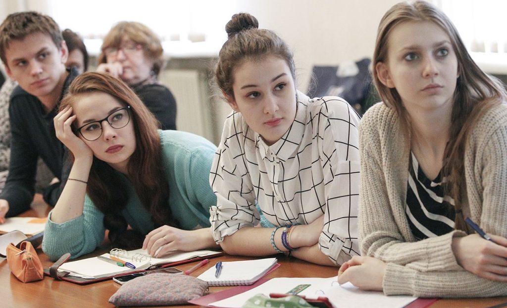 Участниками проектного офиса «Молодежь Москвы» за год стали более полумиллиона человек