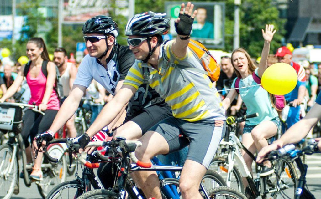 Велосипедные фестивали в Москве планируют возобновить