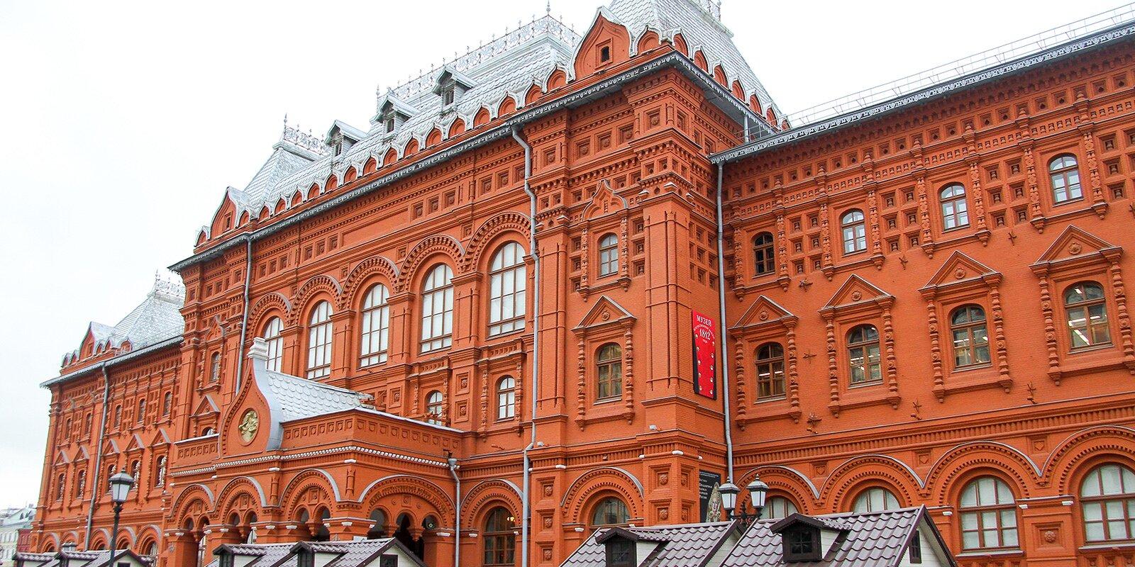 Музей Отечественной войны 1812 года отреставрируют. Фото: сайт мэра Москвы